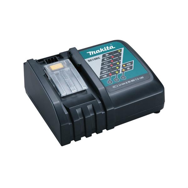 Акумулаторен ъглошлайф DGA504Z + комплект батерия 18V, 3.0Ah BL1830 и зарядно DC18RC