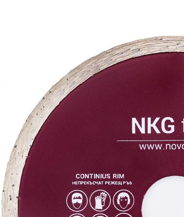 Диамантен диск за плочки непрекъснат ф 115x1.7x22.2 мм