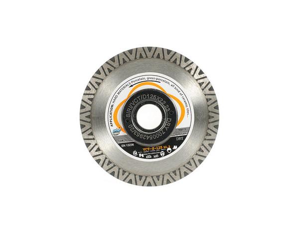 Диамантен диск за керамика ф 115x1.2x22.2 мм