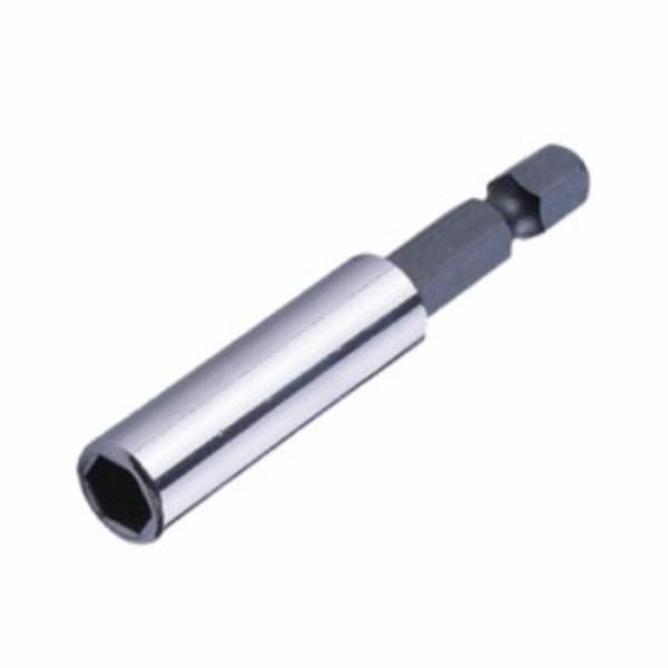 """Държач за накрайници и битове магнитен 1/4""""х58 мм, WEKADOR"""