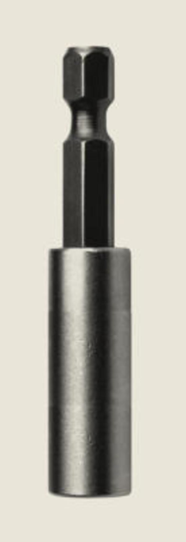 """Държач за накрайници и битове магнитен 1/4""""х58 мм Wekador"""