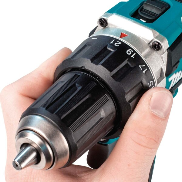 Акумулаторен двускоростен винтоверт без батерия и зарядно Makita DDF484Z, 18 V