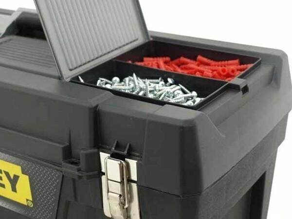 Куфар за инструменти пластмасов Stanley 508х249х249 мм