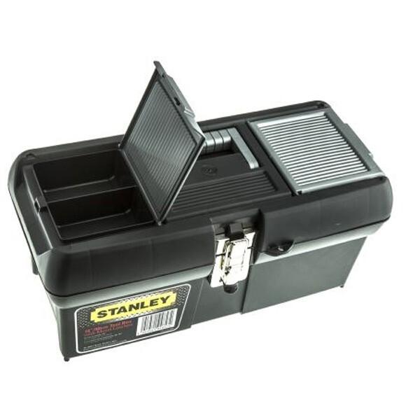 Куфар за инструменти пластмасов Stanley 400х209х183 мм