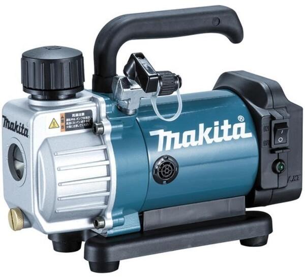 Акумулаторна вакуум помпа Makita DVP180Z за хладилна и климатична техникар 18V