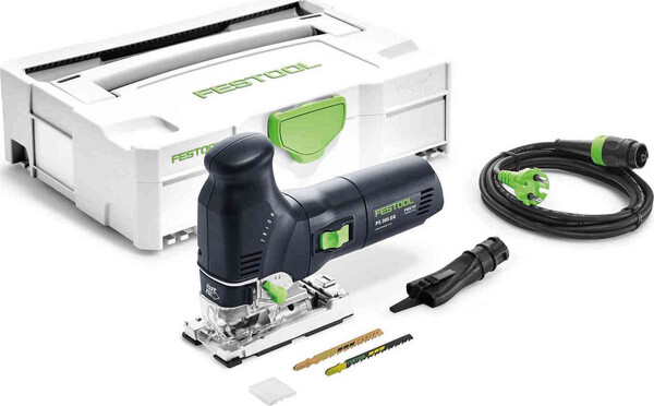 Трион прободен - зеге Festool PS 300 EQ-Plus