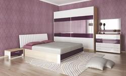 Спален комплект Монца за матрак 160/200 см.