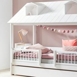 Легло къща с ограда тип сандвич №8