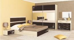 Спален комплект Карла за матрак 160/200см.