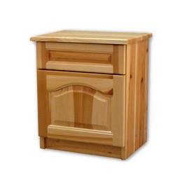 Нощно шкафче с чекмедже