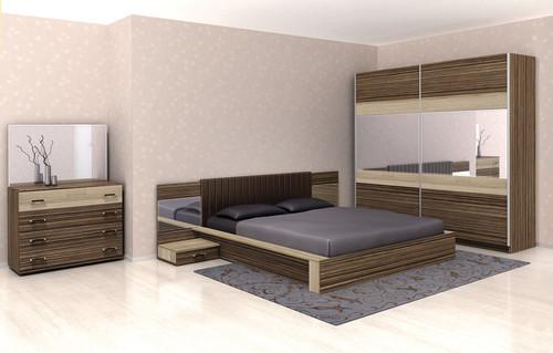 Спален комплект Ларедо за матрак 160/200 см.