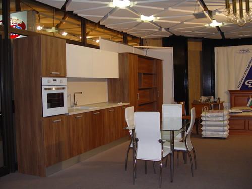 Kухня ПДЧ ламинат