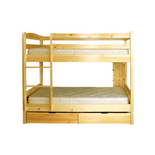 Двуетажно детско легло