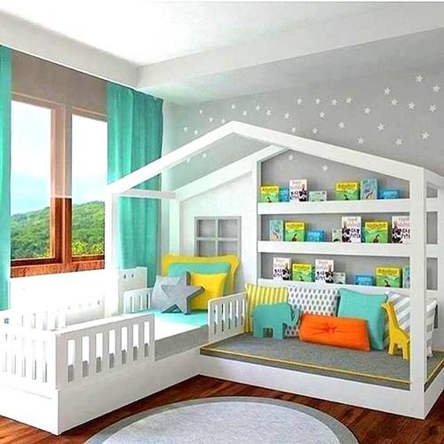 Къща с ъглови легла №3