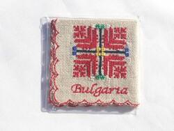 Бродирана кърпичка с магнит