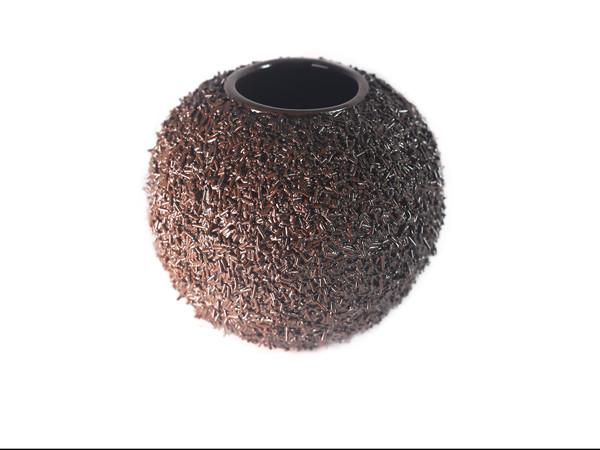 Ваза Таралежка топка 3