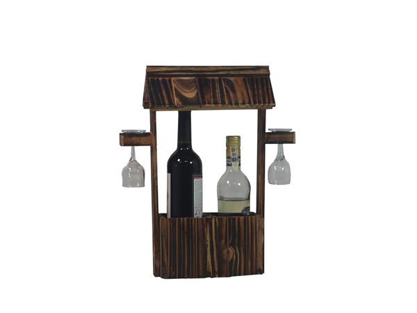 Геранче за вино двойно